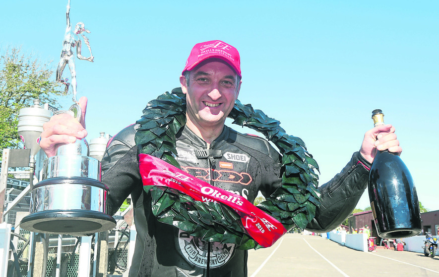 Michael Rutter out to ruffle a few feathers at North West 200