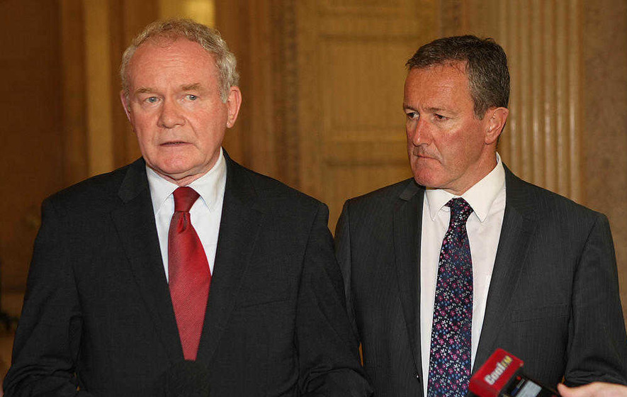 Conor Murphy tipped to be Sinn Féin's first minister at Stormont