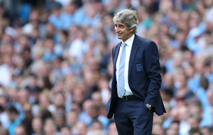 Manuel Pellegrini not giving up on Champions league ambitions
