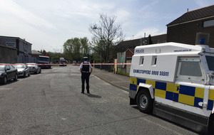 Police issue description of suspects in west Belfast shooting