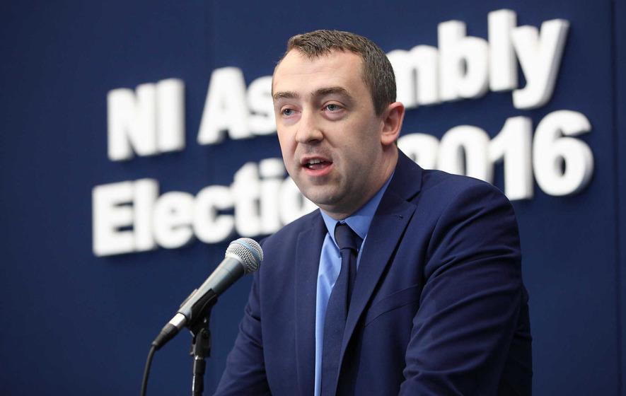Sinn Fein's Daithí McKay resigns over 'coaching' of Jamie Bryson ahead of Nama hearing