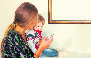 Digital parenting could be harming our children