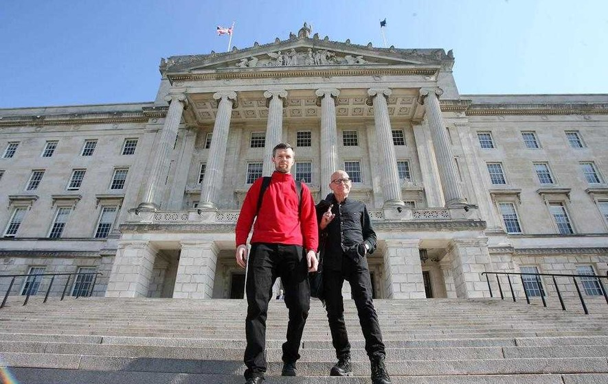 People Before Profit pair 'of one political mind' says Eamonn McCann