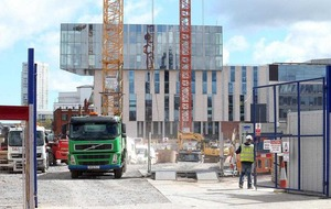 £250 million Ulster University building project delayed