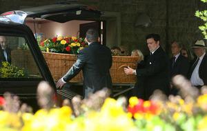 Funeral for Basil Blackshaw 'one of true greats of Irish art'