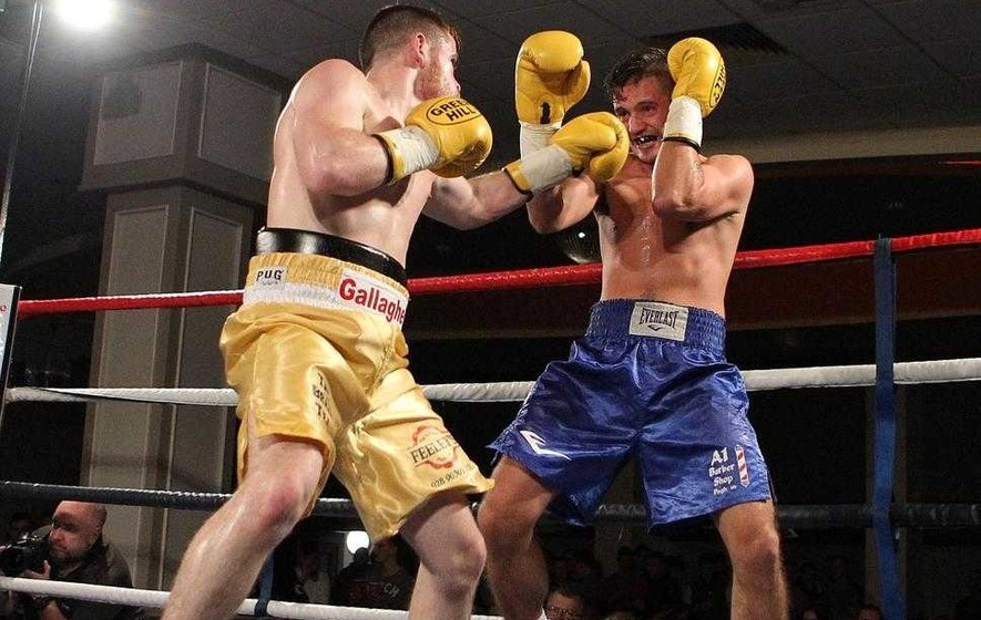 Paddy Gallagher ready to rumble in Celtic title shot