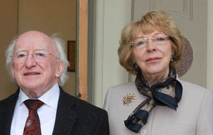 Forced pregnancy an 'outrage against women', says Sabina Higgins