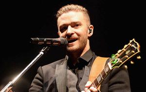 Music Scene: Justin Timberlake goes country