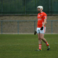 Declan Coulter is glad to be back in the saddle for Armagh