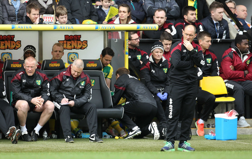 Norwich City Boss Alex Neil: I Take Full Responsibility for Our Relegation
