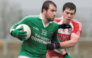 Derry's Dermot McBride is 'highly unlikely' to face Tyrone