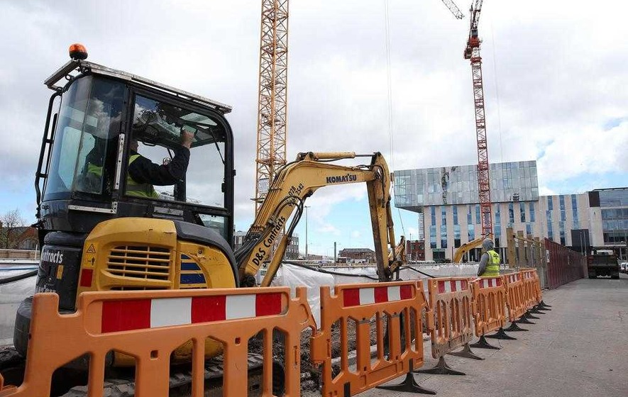 Ulster University tight lipped on campus building delay