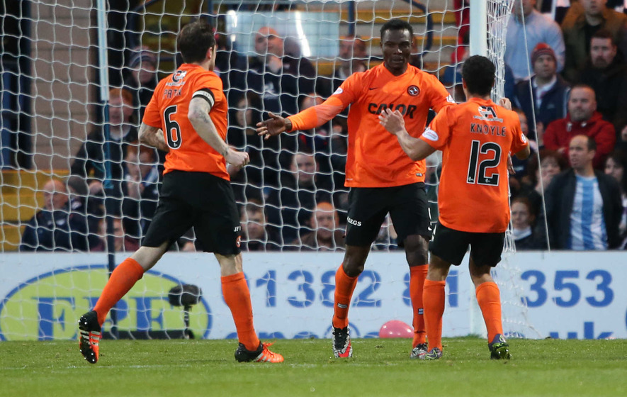 Dundee United produce comeback against Partick