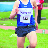 Donegal's Aaron McGlynn eases to 400m win at Ulster Schools