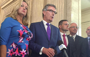 The need to differentiate and 'shakings of the bag' ministry left Mike Nesbitt no option