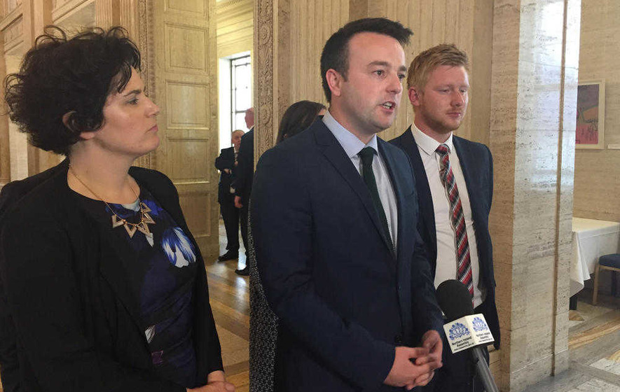 SDLP quits power-sharing Northern Ireland government