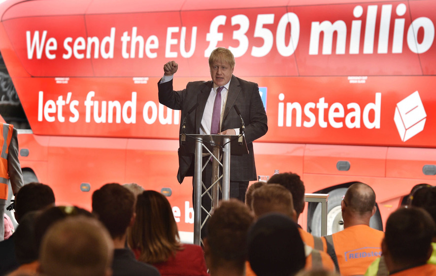Alex Kane: EU referendum is all about empire building