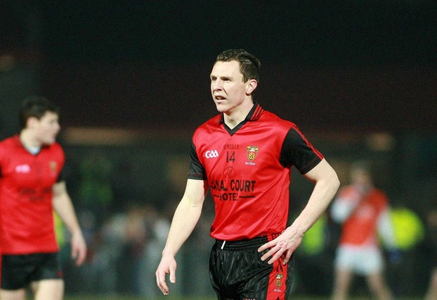 On This Day - May 16 2004: John Clarke swoops late to give Down USFC draw with Cavan