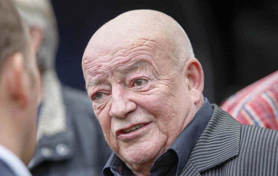 Benidorm actor Tim Healy 'much better' after health scare in Spain