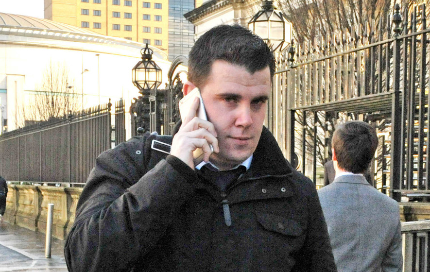 Ex-Sinn Féin MLA Phil Flanagan won't say if £20k Stormont deal will pay Tom Elliott libel costs