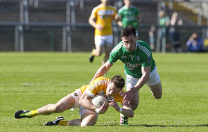 Aaron Kernan: Antrim and Fermanagh are leagues apart