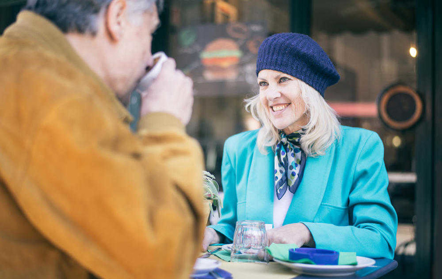 Ask Fiona: I've met someone new but he's younger than me