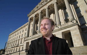 Steven Agnew 'would consider contentious Justice minister role'