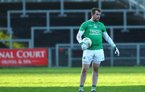 Fermanagh a serious challenge for Donegal says Sean Quigley