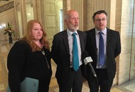 Alliance acceptance of justice post 'conditional' DUP and Sinn Féin told
