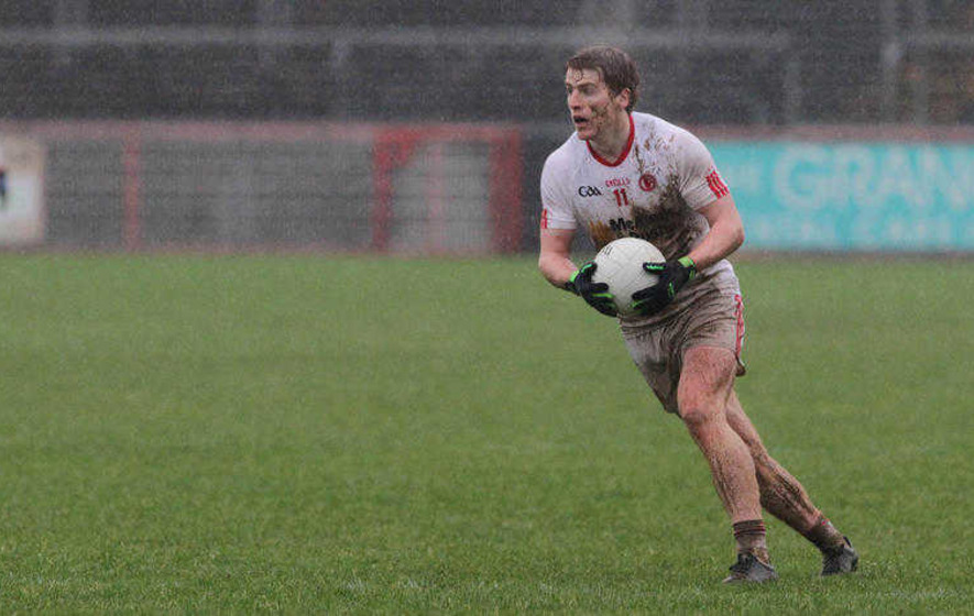 Peter Harte relishing time spent with Tyrone seniors