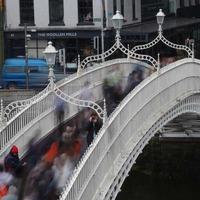 Dublin's Ha'penny Bridge celebrates 200th birthday