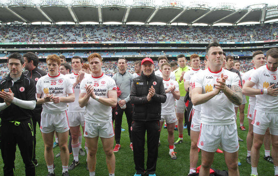 Mickey Harte relishing the test of another Ulster campaign