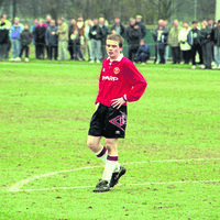 Strabane wonderkid Adrian Doherty could have been a star