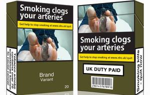 Tobacco giants lose High Court challenge over new plain packaging rules