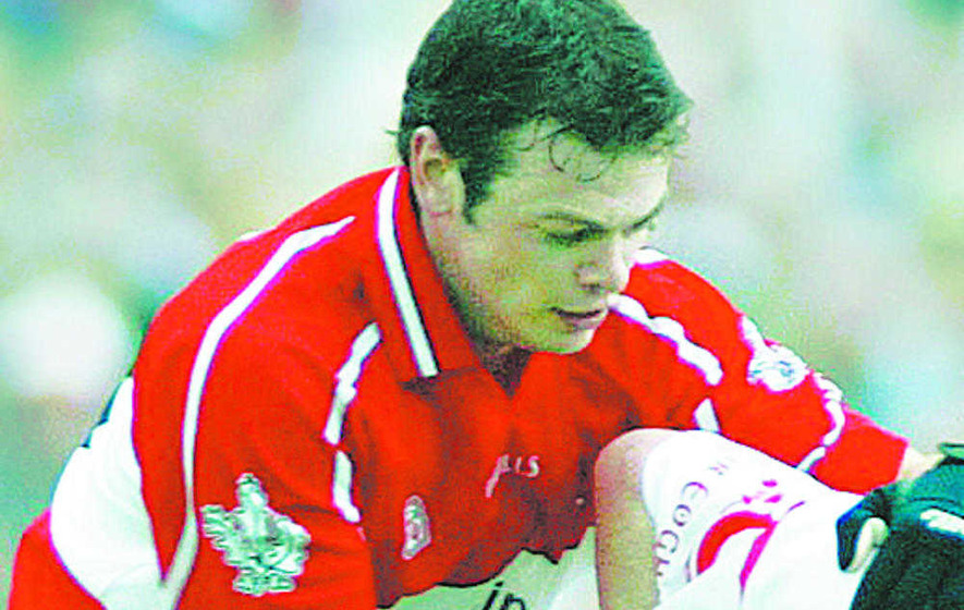 Where are they now - former Derry wing-back Paul McFlynn