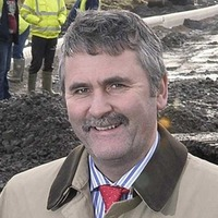 SDLP's Declan Boyle had advice from council to declare properties