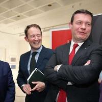 No Labour rift says new leader Brendan Howlin