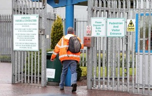 Last day for 500 workers at JTI Gallaher tobacco factory