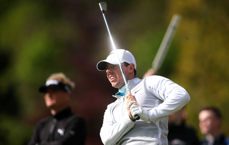 Rory McIlroy hoping to hit top gear for Irish Open finale