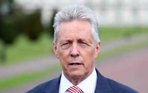Peter Robinson: Ex-First Minister joins Co-operation Ireland board