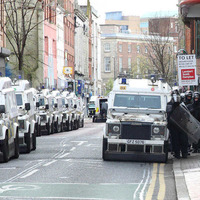 £100,000 bill to police Easter Rising parade and loyalist protest