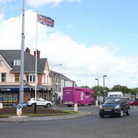 Controversial Union flag in centre of Magherafelt to come down
