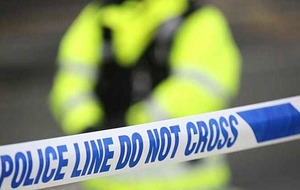 Police in Carrick attacked with petrol bomb at road collision