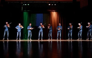 Fiddler hopes medley of tunes will evoke memories of Italia 90