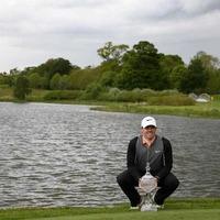 Rory McIlroy donates half a million pounds Irish Open winnings to charity
