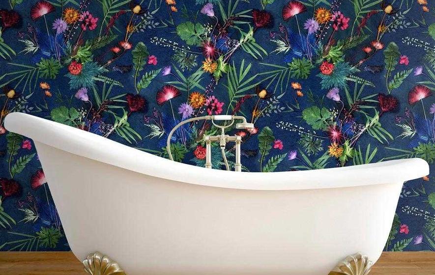 70s set to make a comeback in bathroom decor