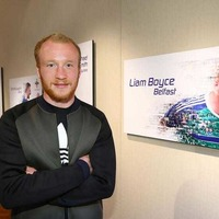 Liam Boyce vying for place in Northern Ireland Euro squad