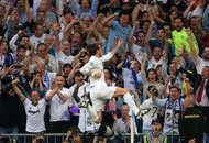 On This Day - May 24 2014: Real Madrid beats Atletico Madrid 4-1 at Lisbon to win a record 10th European Cup