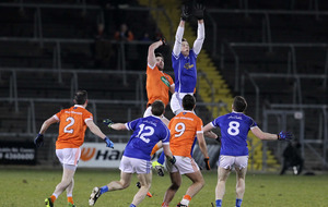 Aaron Kernan: Cavan can climb that little bit  higher