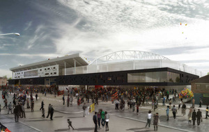 GAA hold exhibitions as part of Casement Park consultation